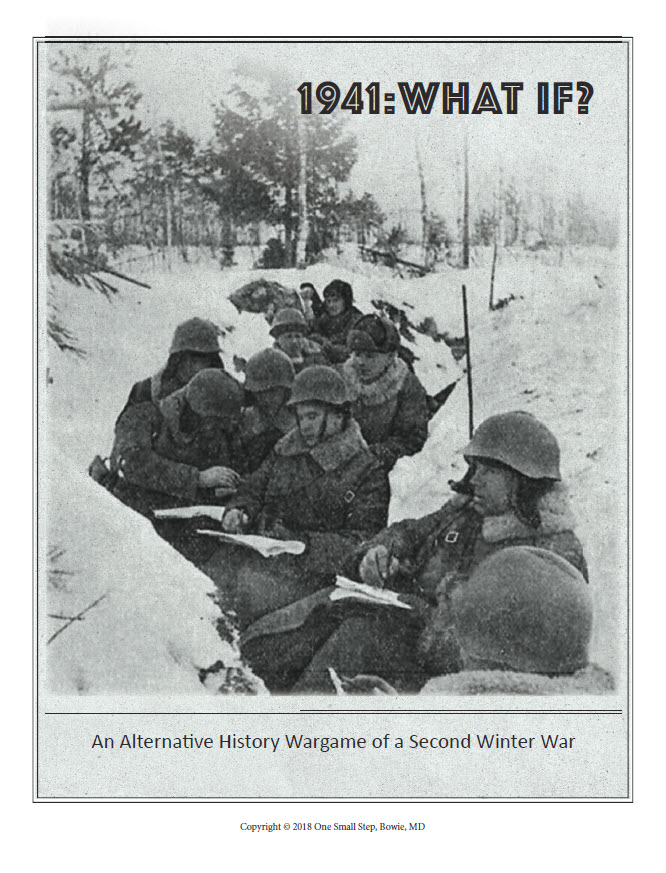 1941: What If? Second Winter War