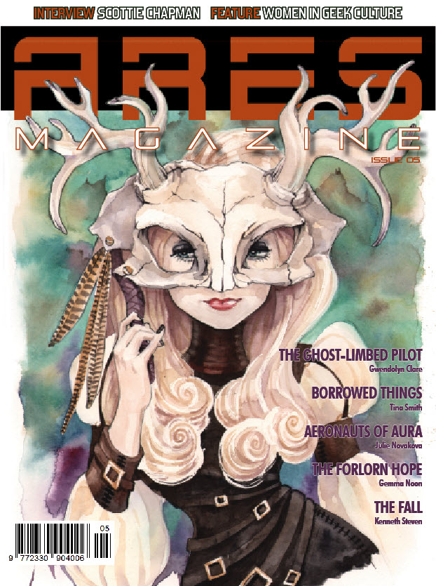 Issue 5 of Ares Magazine - Pre-Order