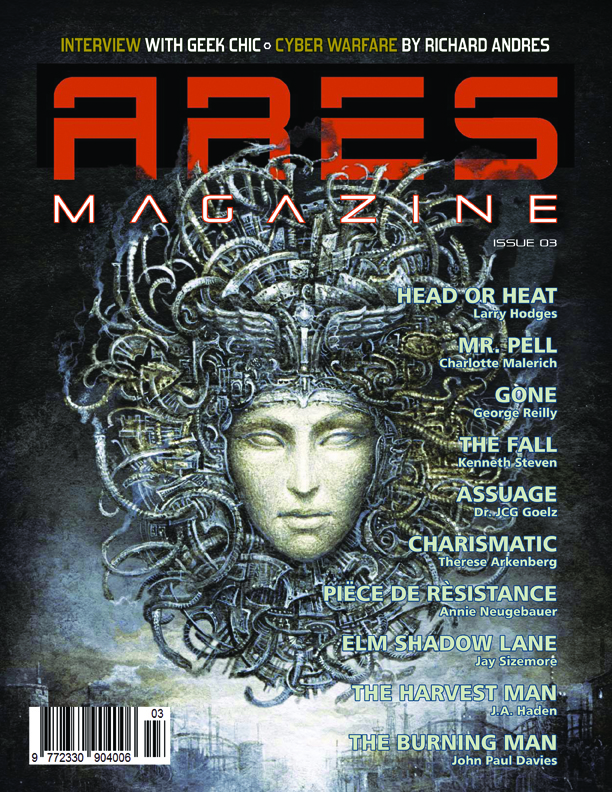 Issue 3 of Ares Magazine