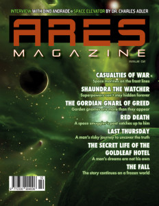 Issue 2 of Ares Magazine