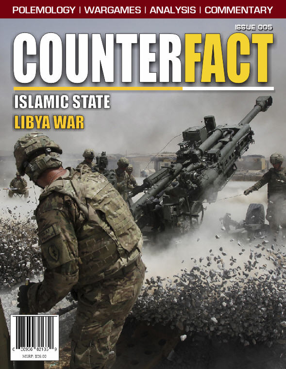CounterFact Issue 5 - Click Image to Close