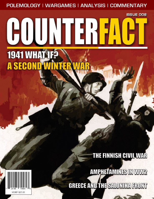Pre-Order: CounterFact Issue 8