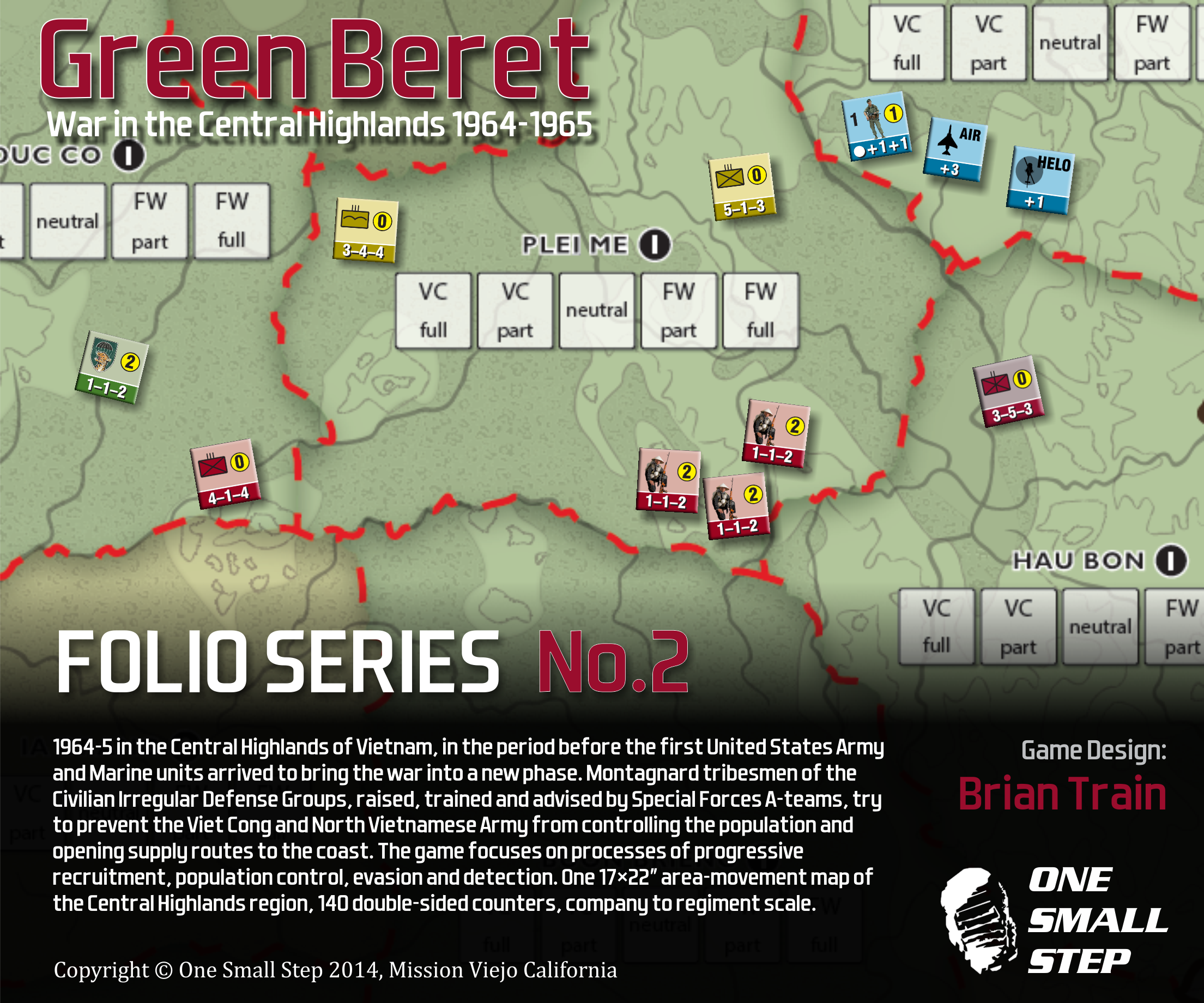 Folio Series 2: Green Beret