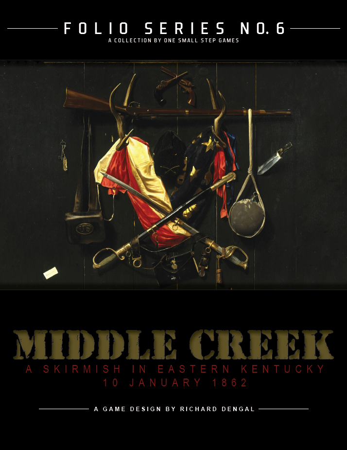 Folio Series No.6: Middle Creek -  One Small Step