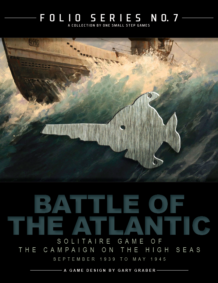 Folio Series No.7: Battle of the Atlantic (T.O.S.) -  One Small Step