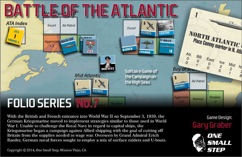 Folio Series 7: Battle of the Atlantic