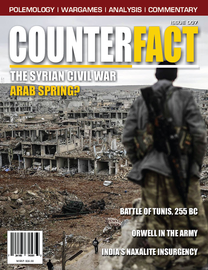 Pre-Order: CounterFact Issue 7