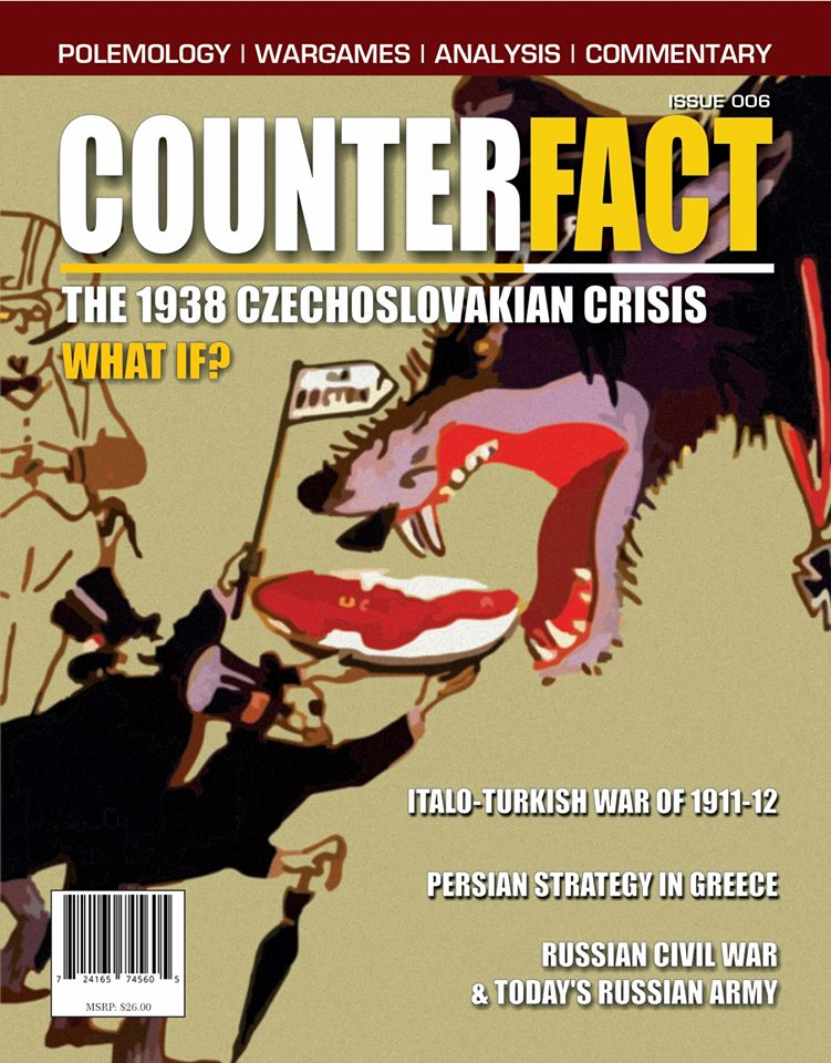 Pre-Order: CounterFact Issue 6