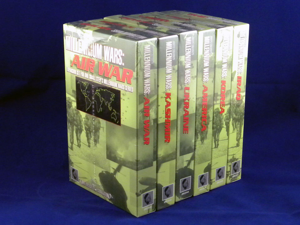 Millennium Wars Six-Pack