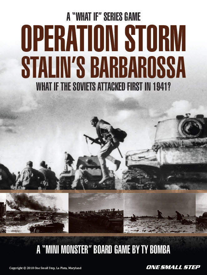 Operation Storm: Stalin's Barbarossa