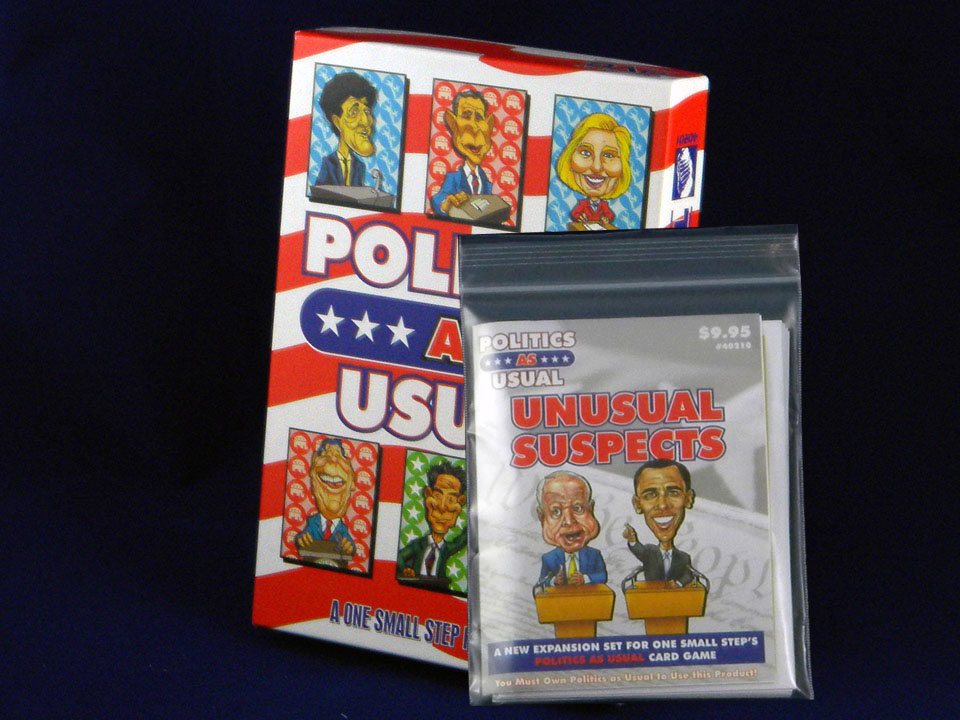 Politics as Usual Combo Pack