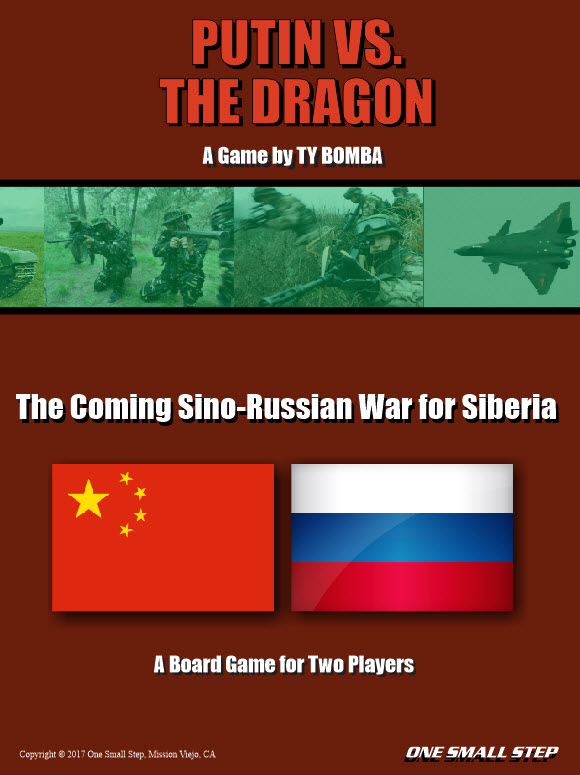Putin Vs. The Dragon: The Coming Sino-Russian War for Siberia