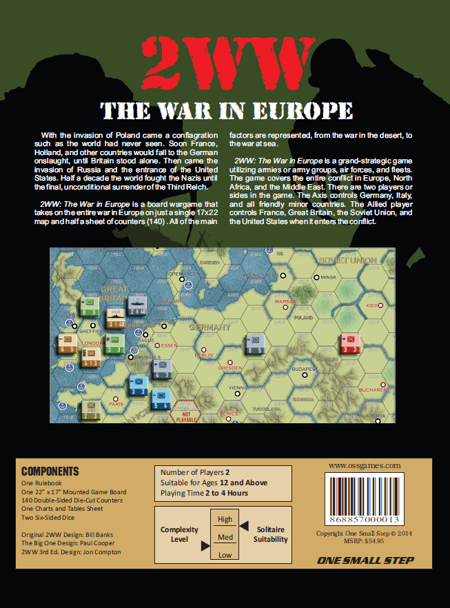 2WW: The War in Europe