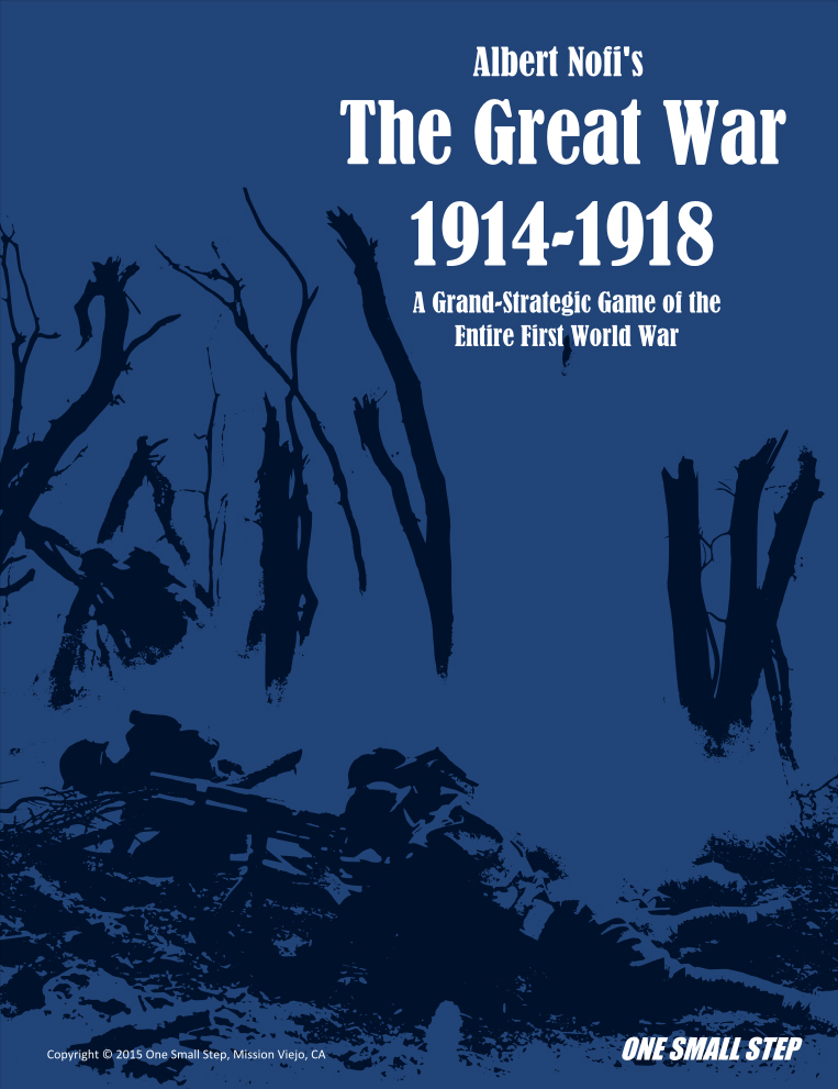 Albert Nofi's The Great War: 1914 - 1918